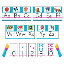 T-8431 - Color Harmony Photo Alphabet Bb St in Language Arts