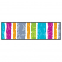 T-85610 - Color Harmony Stripes Bolder Border in Border/trimmer