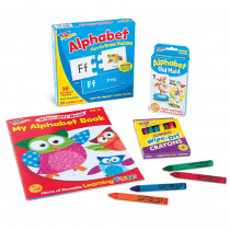 T-90879D - Alphabet Learning Fun Pack in Letter Recognition