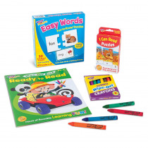 T-90880D - Early Reading Learning Fun Pack in Activities