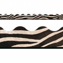 T-92162 - Zebra Terrific Trimmers in Border/trimmer