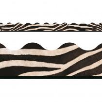 T-92162 - Zebra Terrific Trimmers in Border/trimmer