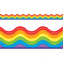 T-92703 - Terrific Trimmers Rainbow Promise in Border/trimmer