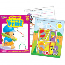 T-94119 - Get Ready To Print 28Pg Wipe-Off Books in Language Arts