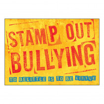 T-A67085 - Stamp Out Bullying Argus Poster in Motivational