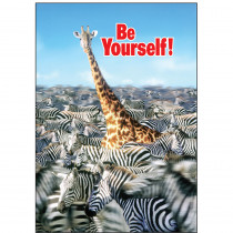 T-A67132 - Poster Be Yourself in Motivational