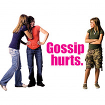 T-A67272 - Poster Gossip Hurts Argus in Motivational
