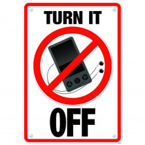 T-A67301 - Turn It Off Mp3 Poster in Miscellaneous
