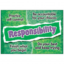 T-A67302 - Responsibility Poster in Motivational