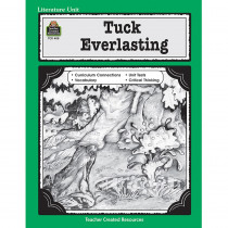 TCR0408 - Tuck Everlasting Literature Unit in Literature Units