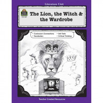 TCR0409 - The Lion The Witch & The Wardrobe Literature Unit in Literature Units