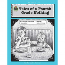 TCR0526 - Tales Of A Fourth Grade Nothing Literature Unit in Literature Units