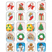 TCR1256 - Christmas Stickers in Holiday/seasonal