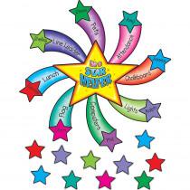 TCR1785 - Star Helper Bulletin Board Set in Motivational
