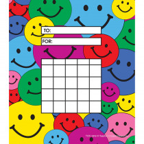 TCR1818 - Happy Faces 36Sht Incentive Charts in Incentive Charts