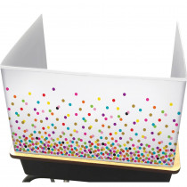 Confetti Classroom Privacy Screen - TCR20345 | Teacher Created Resources | Wall Screens