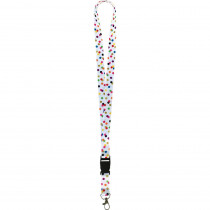 Confetti Lanyard - TCR20348 | Teacher Created Resources | Accessories