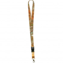 Travel the Map Lanyard - TCR20356 | Teacher Created Resources | Accessories