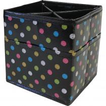 Chalkboard Brights Desktop Organizer - TCR20372 | Teacher Created Resources | Organization