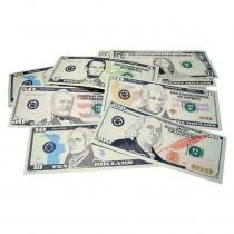 TCR20638 - Play Money Assorted Bills in Money