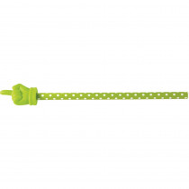 TCR20679 - Lime Polka Dots Hand Pointer in Pointers
