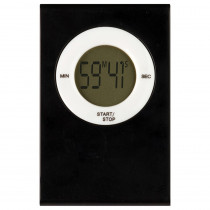 TCR20717 - Magnetic Digital Timer Black in Timers