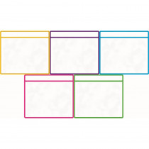 TCR20751 - Dry Erase Pockets in Dry Erase Sheets