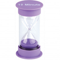 TCR20762 - 10 Minute Sand Timer Medium in Sand Timers