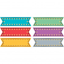TCR20870 - Marquee Labels in Name Plates