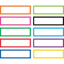 TCR20872 - Colorful Labels in Name Plates