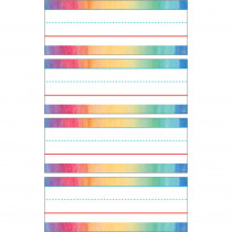TCR20876 - Watercolor Word Strips in Sentence Strips