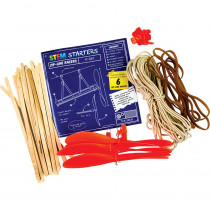 TCR20878 - Stem Starters Zip Line Racers in Classroom Activities