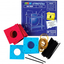 TCR20879 - Stem Starters Egg Drop in Classroom Activities