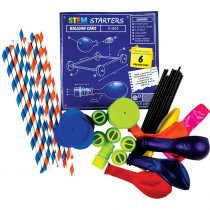 TCR20880 - Stem Starters Balloon Cars in Classroom Activities