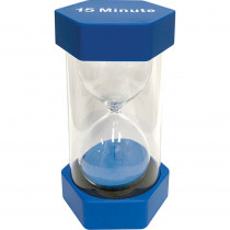 TCR20886 - 15 Minute Sand Timer Large in Sand Timers