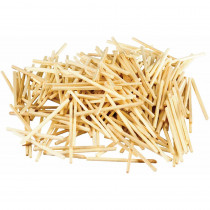 TCR20935 - Stem Basics Matchsticks 1000 in Craft Sticks