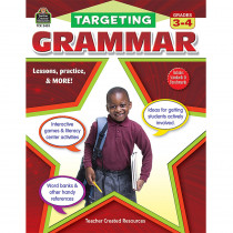 TCR2433 - Targeting Grammar Gr 3-4 in Grammar Skills