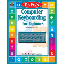 TCR2764 - Dr Fry Computer Keyboarding in Resource Books