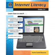 TCR2767 - Internet Literacy Gr 3-5 in Resource Books