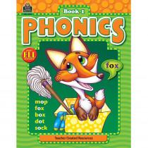 TCR3015 - Phonics Book 1 in Phonics