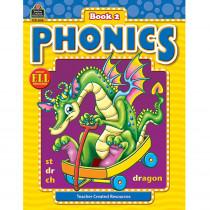 TCR3016 - Phonics Book 2 in Phonics