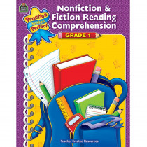 TCR3028 - Pmp Nonfiction & Fiction Reading Comprehension Gr 1 in Comprehension
