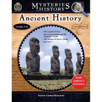 TCR3049 - Mysteries In History Ancient History in History