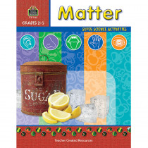 TCR3660 - Matter Gr 2-5 in Physical Science