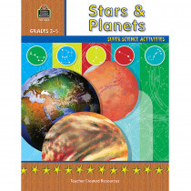 TCR3663 - Stars And Planets Gr 2-5 in Astronomy