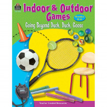 TCR3914 - Indoor & Outdoor Games Going Beyond Duck Duck Goose in Outdoor Games