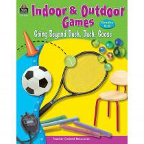 TCR3914 - Indoor & Outdoor Games Going Beyond Duck Duck Goose in Outdoor Games