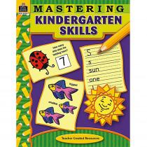 TCR3955 - Mastering Kindergarten Skills in Skill Builders