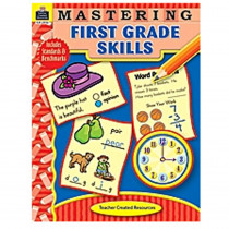 TCR3956 - Mastering First Grade Skills in Thematic Units