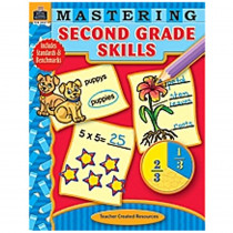 TCR3957 - Mastering Second Grade Skills in Thematic Units